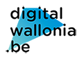 Logo de Digital Wallonia